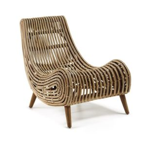 Akit Chair in natural rattan