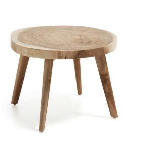 CRESWELL solid timber side table