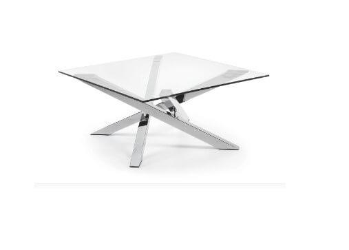 Mikado Glass Coffee Table